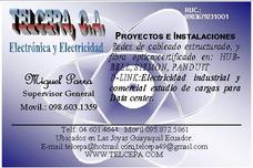 Electricistas Y Fibra Optica Y Cableado Estructurado