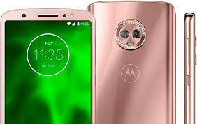 Smartphone Celular Moto G6 Plus De 64 Gb De Rom E 4 De Ram