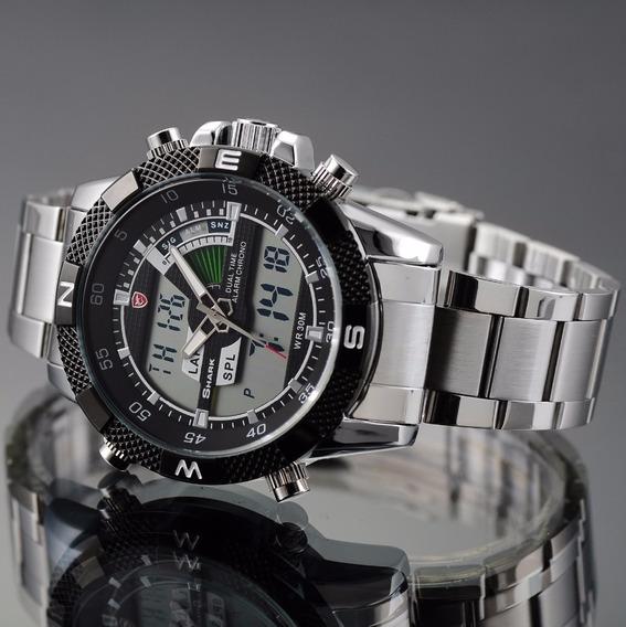 Relógio - Shark Sports - Sh047 - Original - Em Estoque