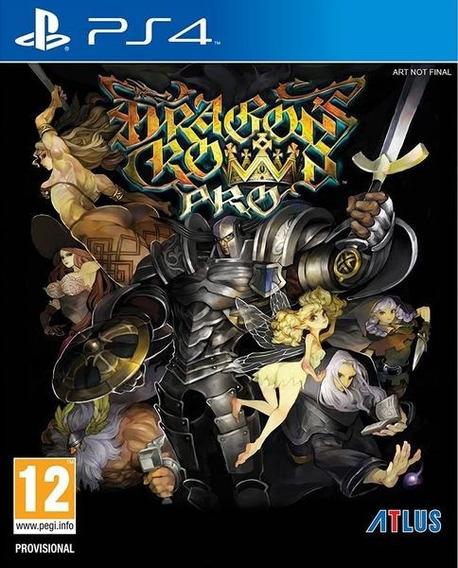 Dragons Crown Pro Hardened Edition Ps4 Lacrado