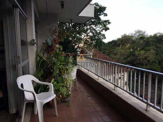 Apartamento-à Venda-laranjeiras-rio De Janeiro - Flap20360