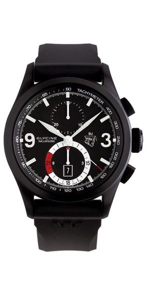 Reloj Glycine Incursore Cronografo Black Jack