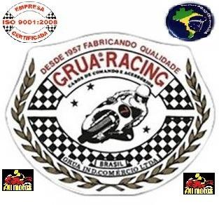Cabo Freio Dianteiro Moto Honda Titan 125 Até 97 Cargo 98 Ed