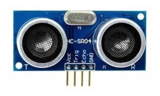 Sensor Ultra Sonico Distância Hc-sr04 Shield Arduino Hc Sr04