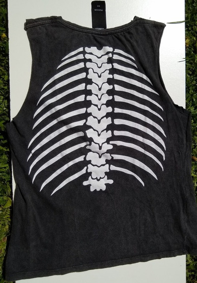 Musculosa Vintage Complot