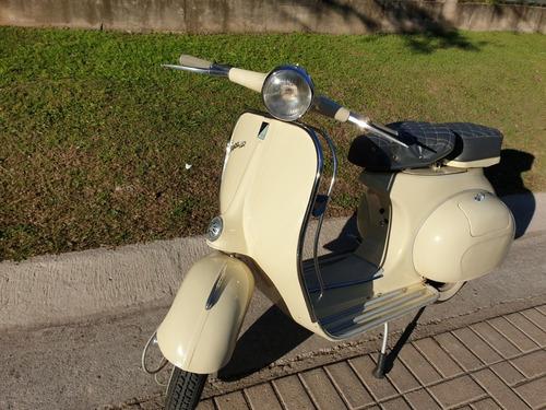 Imagen 1 de 10 de Vespa 150cc 1958