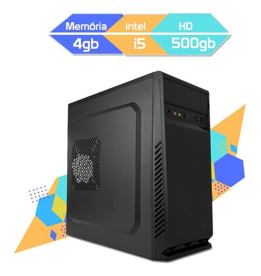 Computador Megatumi Home Office Core I5 2400 Hd