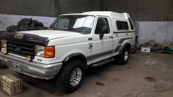 Ford F-100 1993 4.9 Xlt D