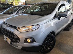 Ford Ecosport 1.6 2014 Freestyle Blindada Nivel I 16000km.