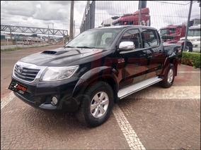Toyota Hilux Srv Cab. Dupla 4x4 2013 *** Conservada ***