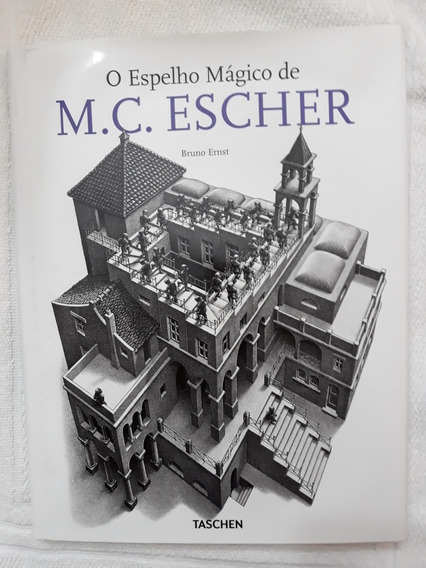 O Espelho Mágico De M.c. Escher
