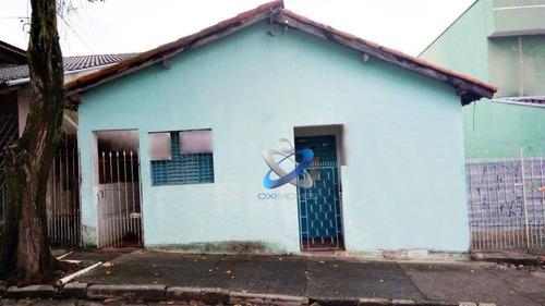 Casa Na Vila Rossi Terreno 250m² - Ca0901