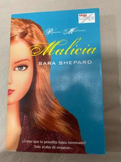 Libro Pretty Little Liars Pequeñas Mentirosas Sara Shepard