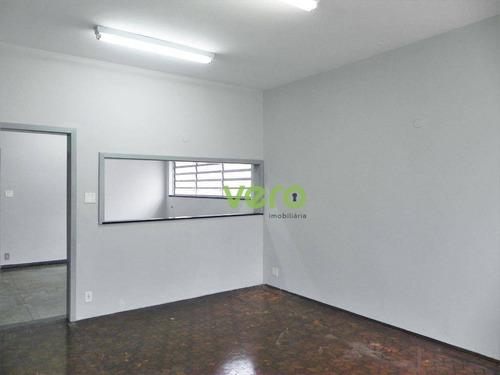 Casa Com 3 Dormitórios Para Alugar, 271 M² Por R$ 6.000,00/mês - Jardim Girassol - Americana/sp - Ca0346