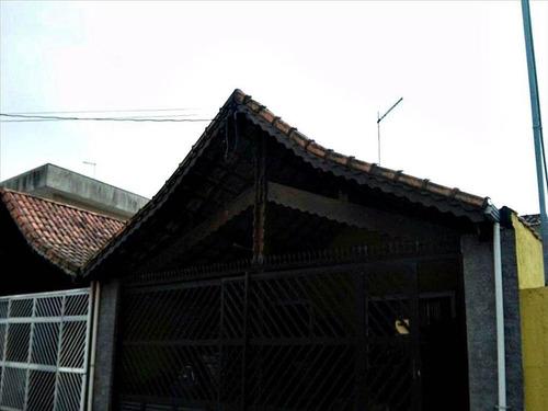 Casa, 0 Dorms Com 65 M² - Boqueirao - Praia Grande - Ref.: Fd155 - Fd155