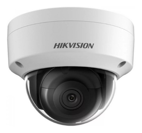 Imagen 1 de 9 de Camara Ip Hikvision 2mpx Domo 2.8mm Ir 20m Exterior Ip67 P2p