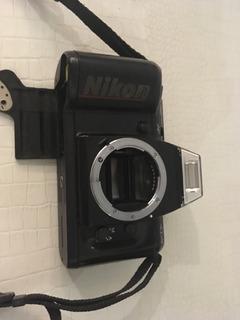Camera Fotográfica Nikon N4004s Para Colecionadores