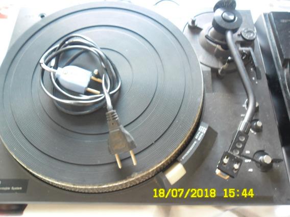 01 Par De Toca Discos Techinics Sl 2000 No Estado