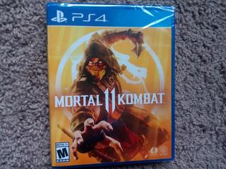 Mortal Kombat 11 Ps4 Nuevo Sellado