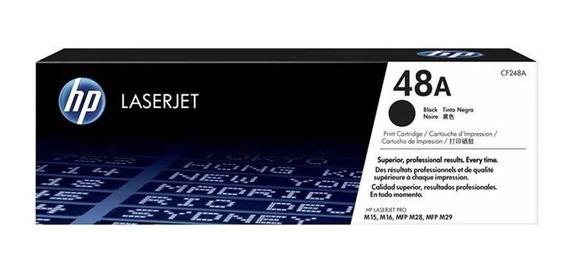 Toner Hp 48a Cf248a Preto 25898 Original