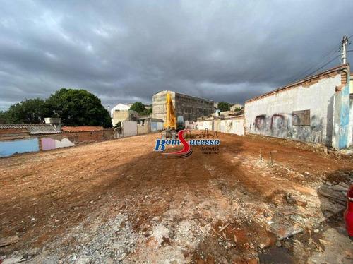 Imagem 1 de 3 de Terreno À Venda, 715 M² Por R$ 1.800.000 - Vila Invernada - São Paulo/sp - Te0491