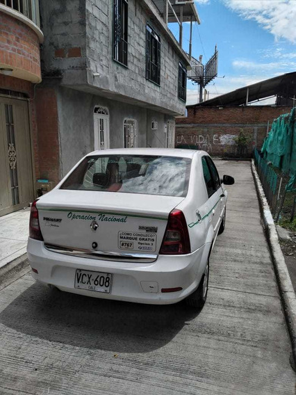 Renault Logan Servicio Publico.