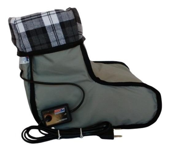 Bota Pantufa Térmica Elétrica Com Controle Multitemp Sonobel
