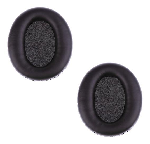 Espumas Sony Wh-1000xm2 Wh1000xm2 Almofadas Ear Pads Couro
