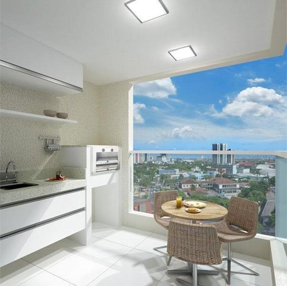 Apartamento Com 3 Dormitórios À Venda, 82 M² Por R$ 320.000 - Centro - Capivari/sp - Ap0016