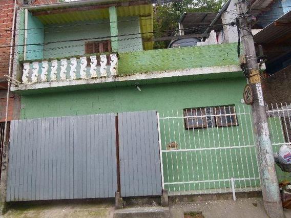 Casa Para Venda Em Itapecerica Da Serra, Olaria, 1 Dormitório, 1 Banheiro, 1 Vaga - 297-d