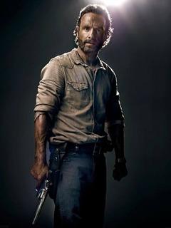 The Walking Dead - Michone - Grimes - Mc Pharlane - Darrryl