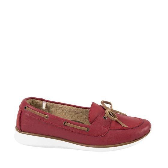 Zapato Confort Shosh 4556 Cof 825094 Antiderrapante Piel