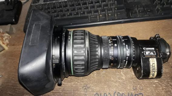 Lente De Zoom Canon J21ax7.8b 7.8-164 Mm 1:1 .8 Ifxs (aa173)