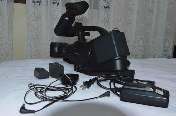 Filmadora Panasonic Ag Dvc20 + Acessorios E + Lente Angular