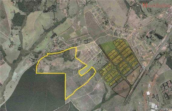 Área Industrial À Venda, Distrito Industrial, Botucatu - Ar0001. - Ar0001