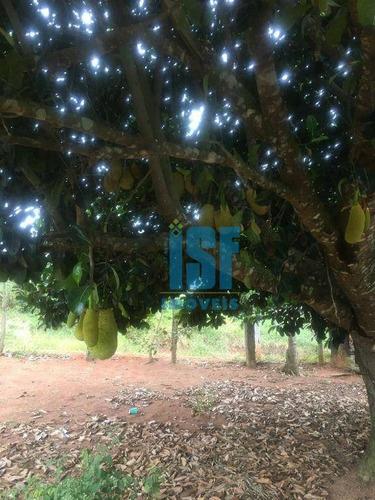 Imagem 1 de 15 de Terreno À Venda, 1600 M² Por R$ 636.000,00 - Altos De Caucaia (caucaia Do Alto) - Cotia/sp - Te0735