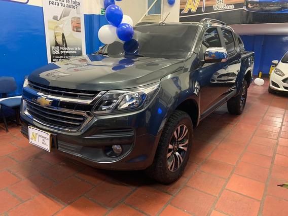 Chevrolet Colorado 2018 Turbo Diesel 2.8 - Mecanica