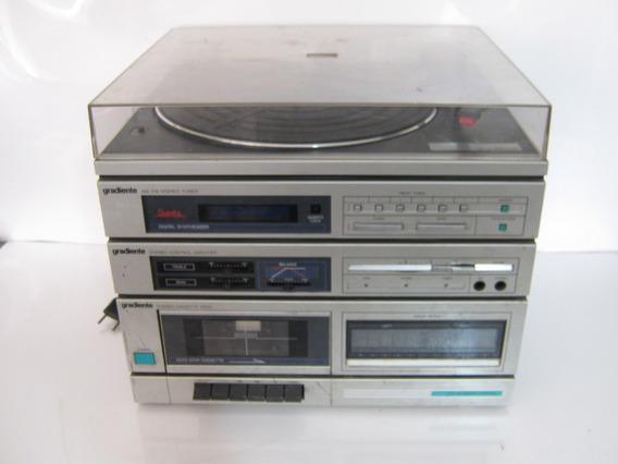 Som Antigo Gradiente Ds-10 Digital System No Estado