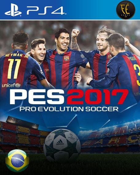 Pro Evolution Soccer 2017 Ps4 Promoção