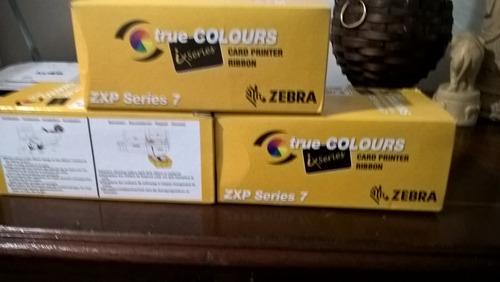 Cinta True Colours Zxp Series 7 Zebras800077-742