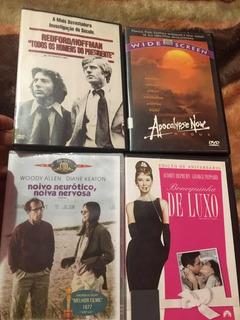Dvd 4 Filmes Ganhadores Do Oscar Apocalypse Now Redux Origin