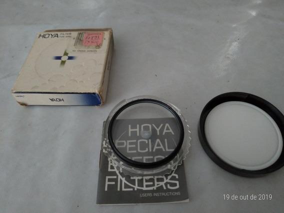 Filtro Fotográfico Hoya 55mm