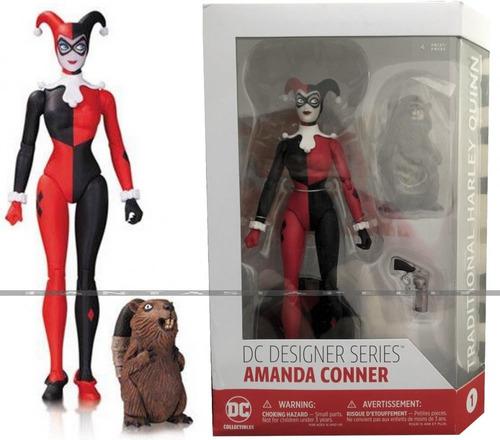 Dc Collectibles Amanda Conner Harley Quinn