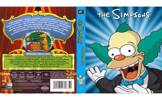Los Simpson Serie Completa Las 30 Temporadas En Bluray