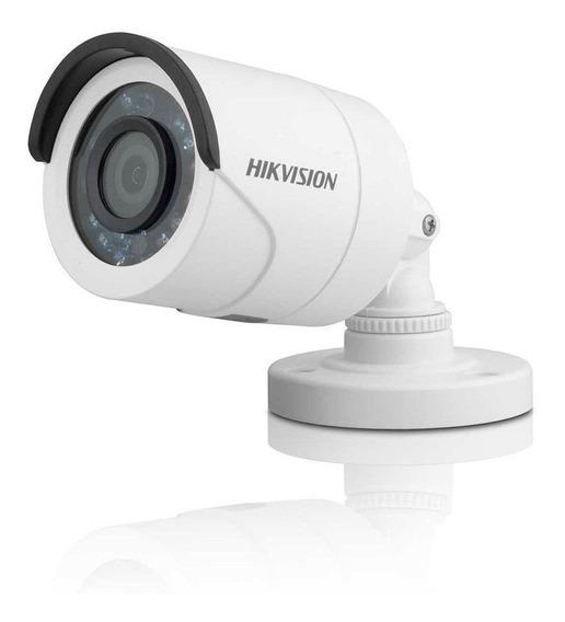Cámara De Seguridad Hikvision Bala 1080p Ds-2ce16d0t-irf