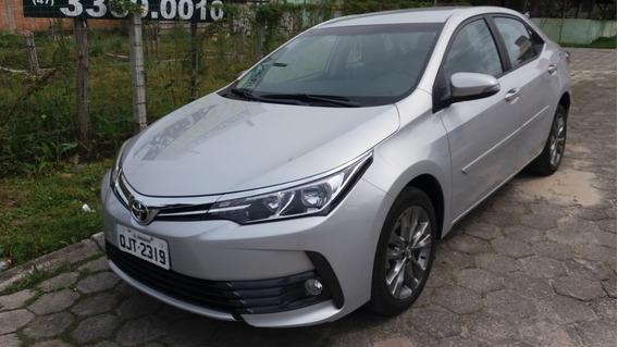 Toyota Corolla 2019 Xei Cvt - Oportunidade , Único Dono