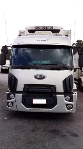 Ford Cargo 2429 Bitruck Bau Gancheira 2013