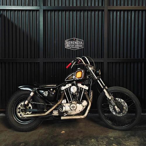 Imagen 1 de 8 de Harley Davidson Iron Head 1000cc