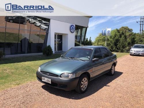 Ford Escort Lx 1998 Excelente Estado - Barriola