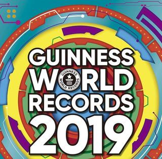 Guinness World Records 2019 - Libro Edicion Latinoamerica
